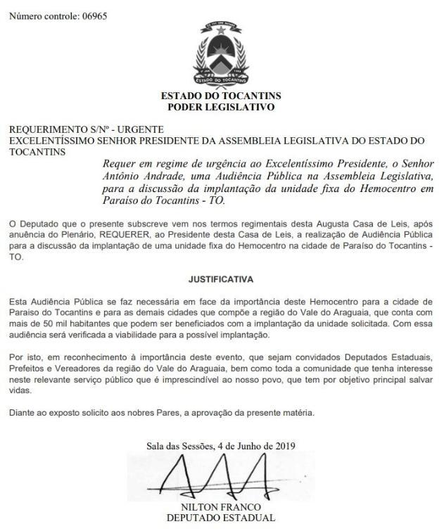 Unidade beneficiará mais de 20 municípios da região do Vale do Araguaia
