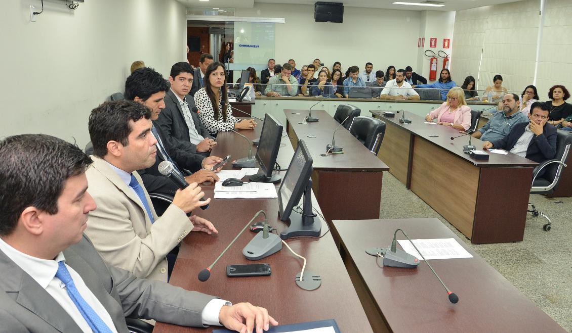 Ricardo Ayres foi o propositor do evento
