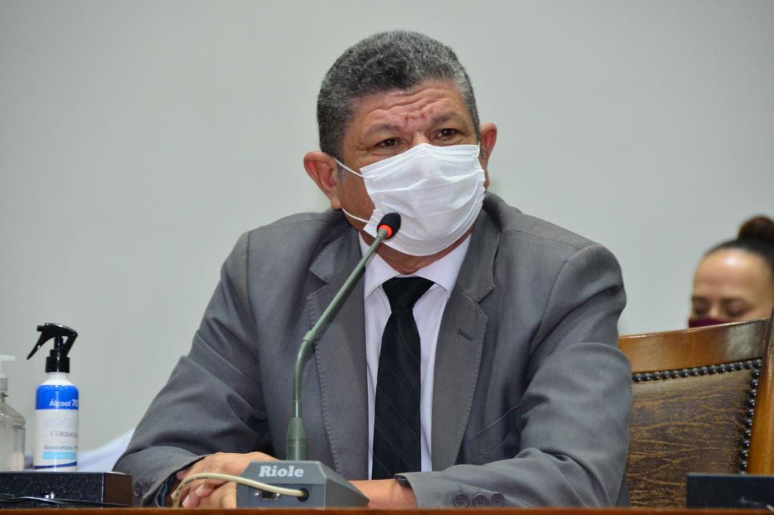 Deputado Ivory de Lira (PCdoB)