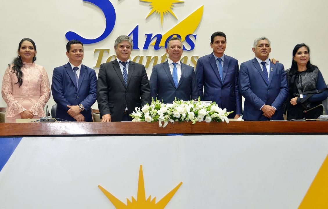 Eleitos integraram chapa única, liderada por Toinho
