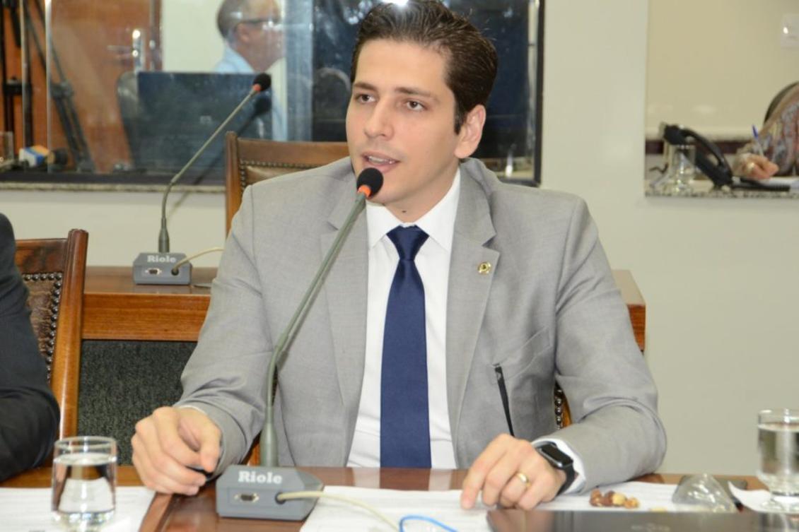 Deputado destaca o escoamento da produção na região