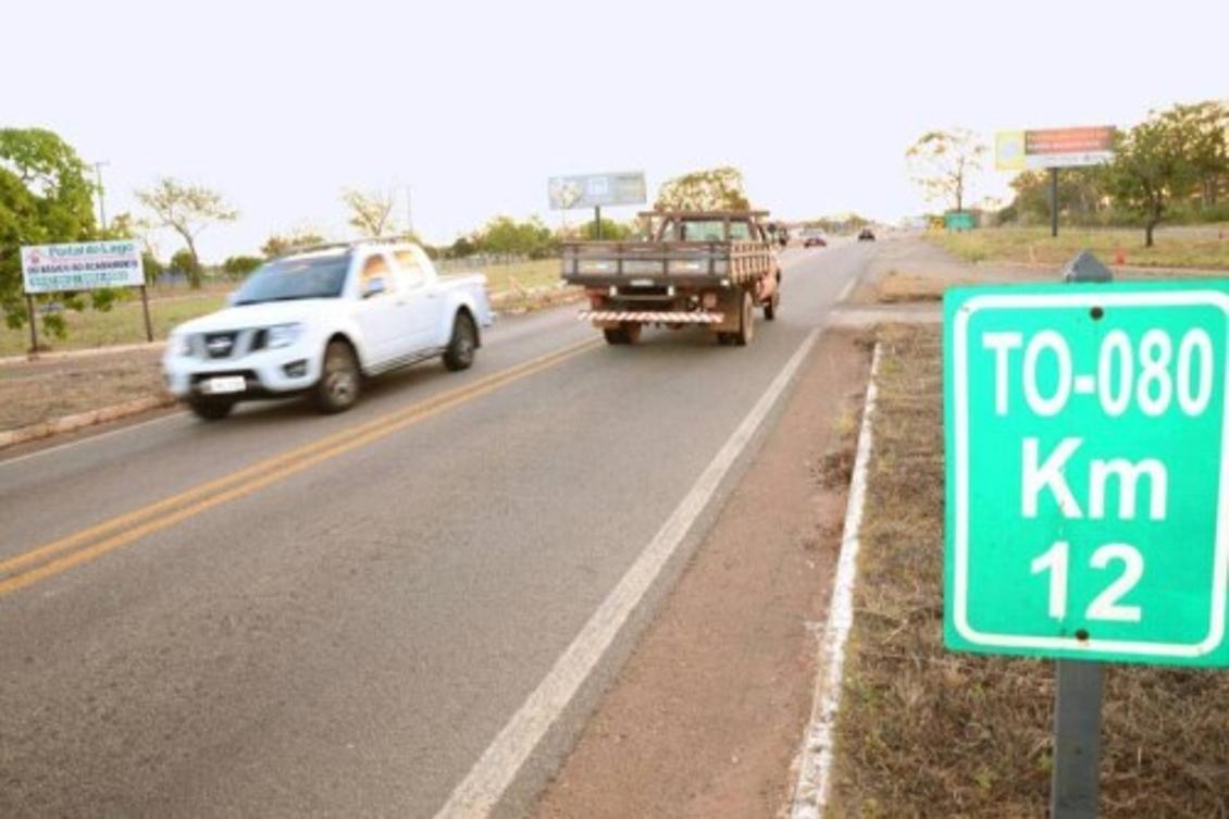 Nilton Franco pede duplicação da TO-080, entre Palmas a Paraíso.