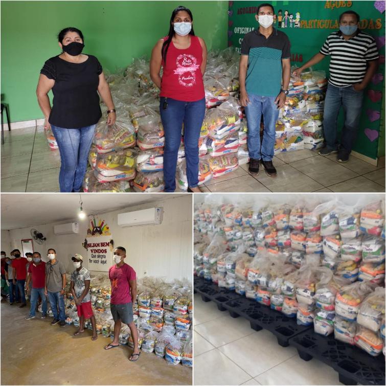 Centenas de famílias, que moram em Angico, Carrasco Bonito e Maurilândia, serão beneficiadas
