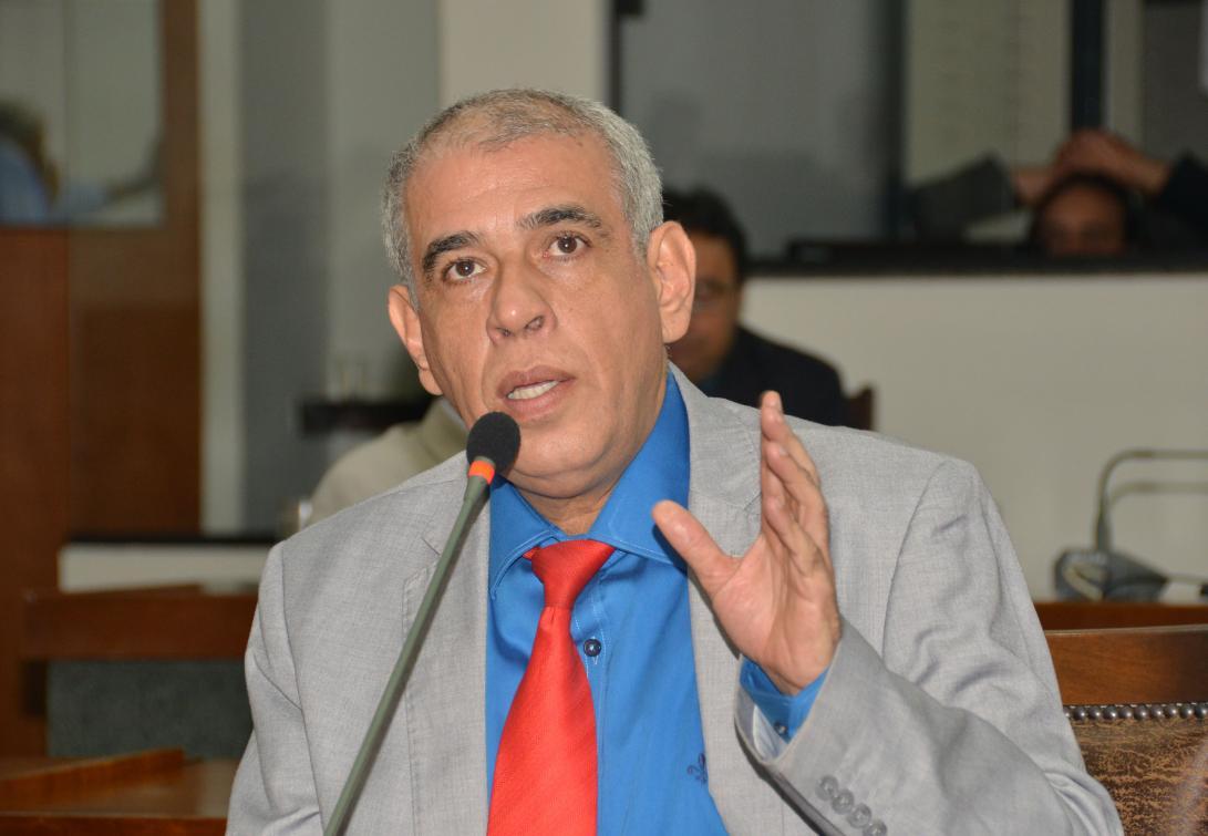 Zé Roberto é dos organizadores do evento