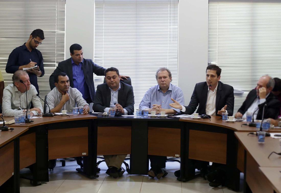Comissão foi formanda em reunião na ATM