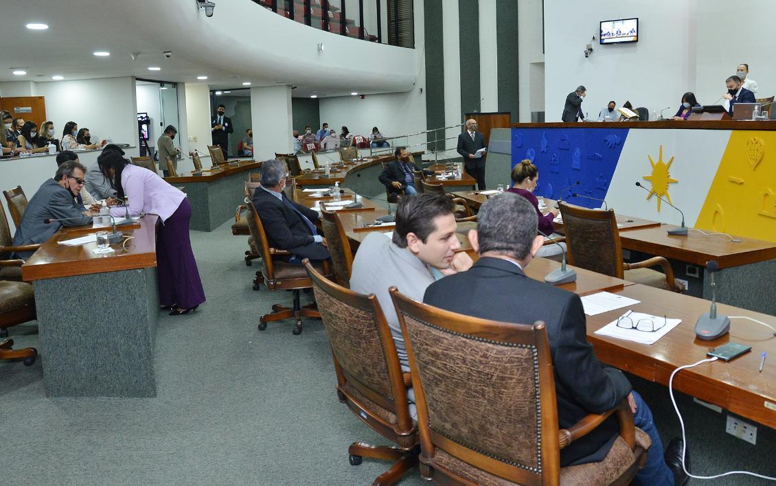 Matéria foi votada pelo plenário nesta quarta-feira, 9