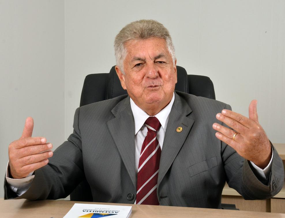 Stalin Bucar solicitou a reforma da Cadeia Pública da cidade de Miranorte