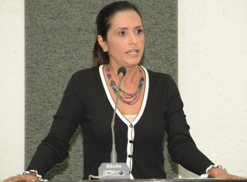 Deputada afirma que acredita na justiça  e na prevalência da verdade