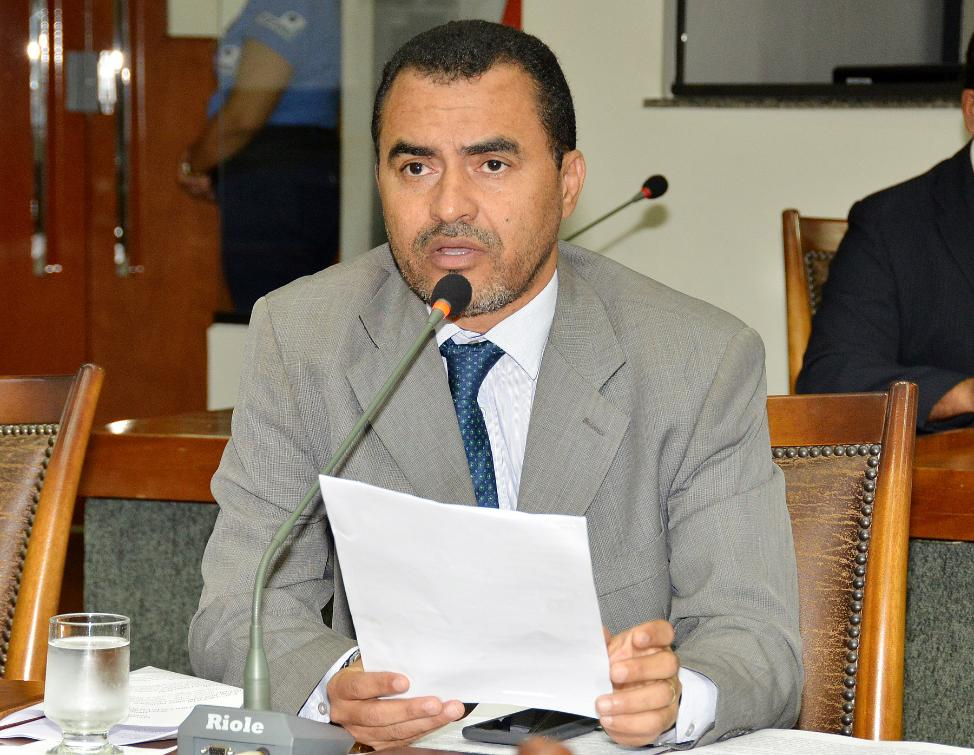 Vanderlei Barbosa é autor da proposta