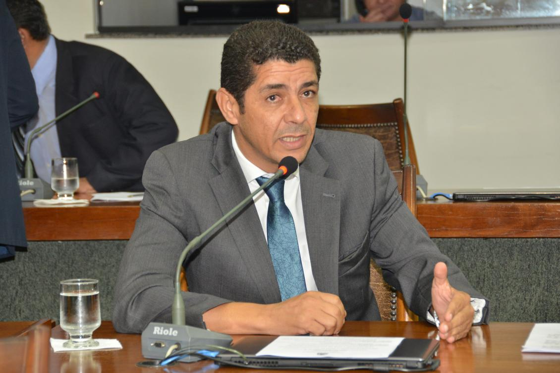 Valdemar Júnior destaca a importância da propositura, para o meio ambiente.