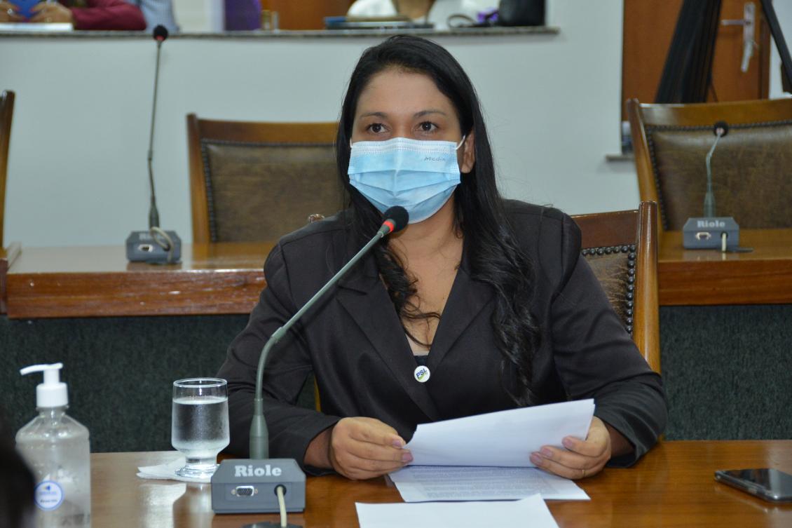 Assunto foi puxado por requerimento de Vanda Monteiro