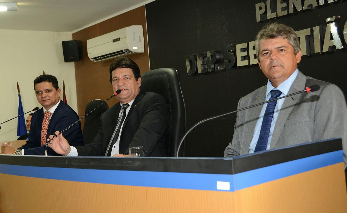Júnior Evangelista (PSC) destacou a importância de Miracema para a região