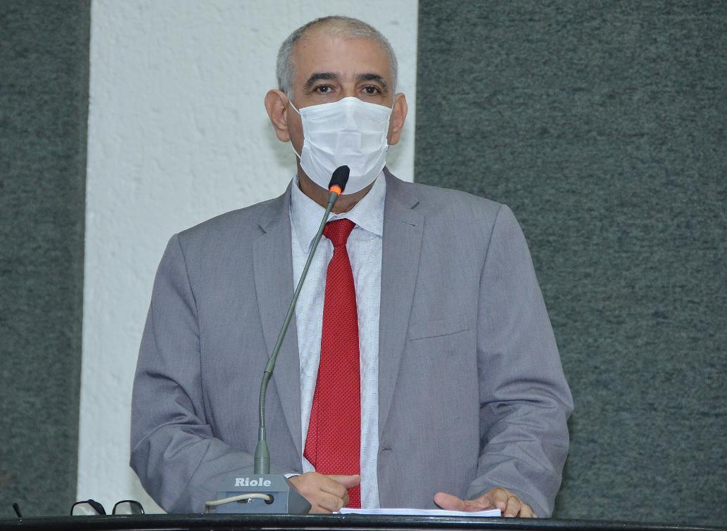 Deputado Zé Roberto Lula