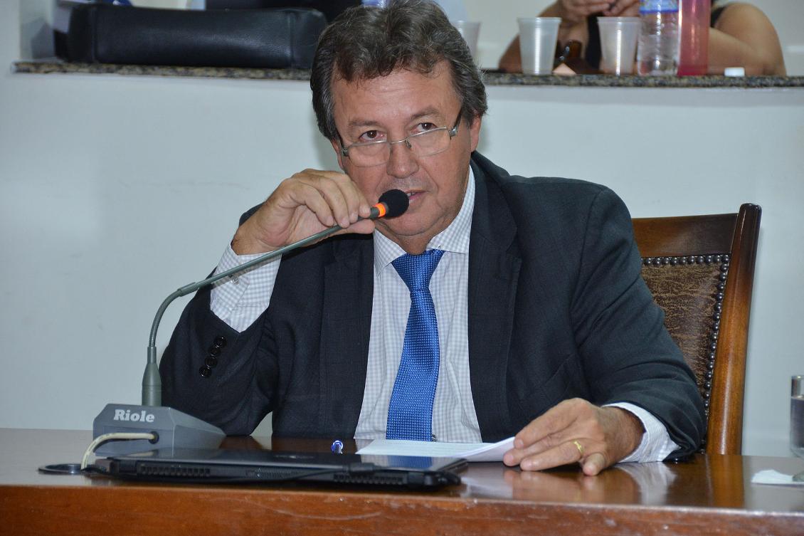 Vilmar de Oliveira é o autor da proposta