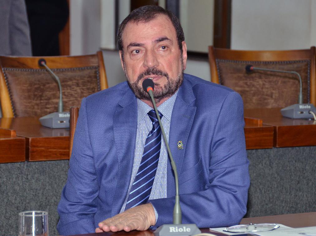 Issan Saado é autor da proposta