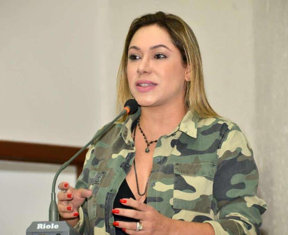 """Luana Ribeiro: """"A ideia desse projeto é mudar o comportamento, o pensamento e mostrar como ações efe"""