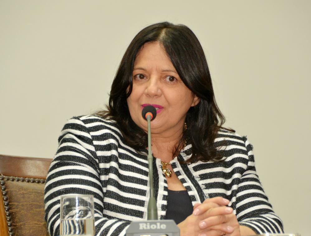 Valderez Castelo Branco é autora da proposta