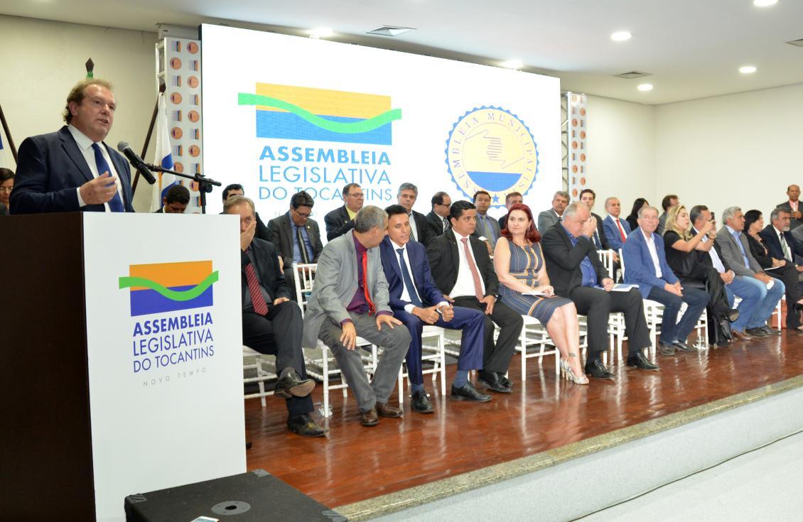 Evento reuniu representantes dos municípios