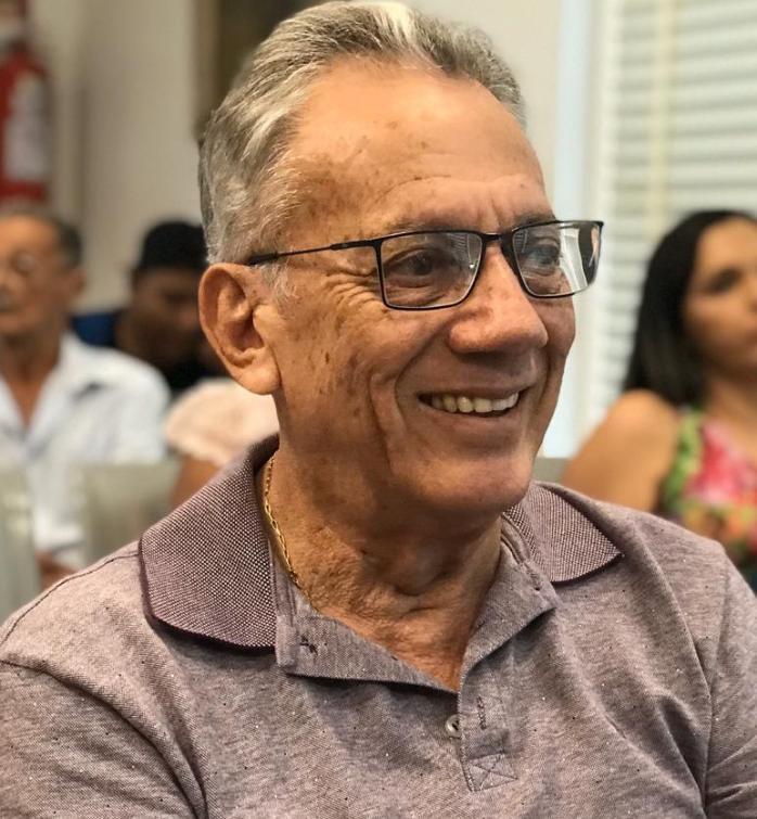 Ex-deputado estadual Manoel de Paula Bueno