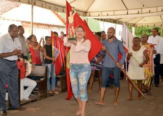 A deputada destacou a importância da manifestação cultural e religiosa