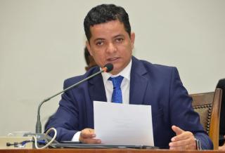Jorge Frederico é autor da proposta