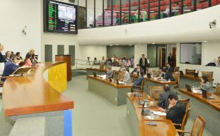 Os recursos foram aprovados pelo plenário da Casa