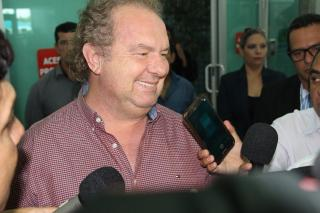 Declaração foi dada em entrevista à imprensa