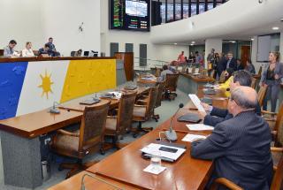 Matéria foi lida em Plenário nesta terça-feira